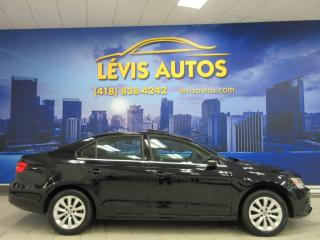 Used 2015 Volkswagen Jetta 1.8 Tsi Trendline for sale in Lévis, QC
