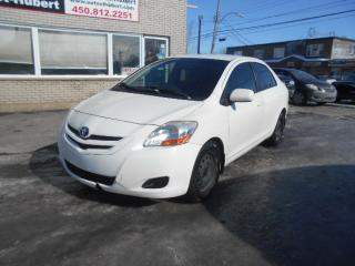 Used 2008 Toyota Yaris LE/AUTO/FULL for sale in St-Hubert, QC