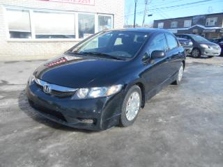 Used 2009 Honda Civic DX-G for sale in St-Hubert, QC