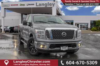 Used 2017 Nissan Titan SV *FUEL WHEELS & TIRES* for sale in Surrey, BC