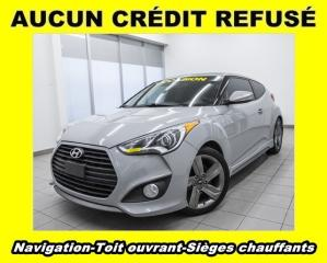 Used 2014 Hyundai Veloster Réservé Turbo for sale in Mirabel, QC