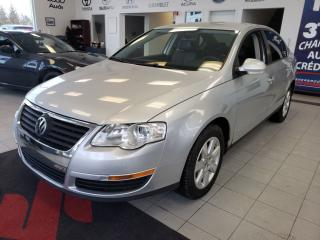 Used 2007 Volkswagen Passat 2.0T for sale in Sherbrooke, QC