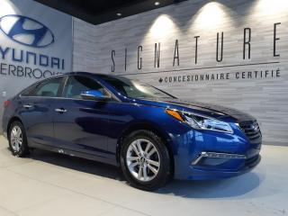 Used 2016 Hyundai Sonata BAS KILO+GLS+CAM RECUL+TOIT+DEMARREUR for sale in Sherbrooke, QC
