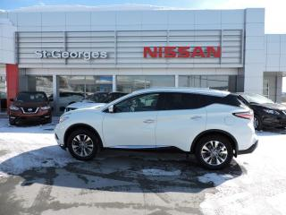 Used 2016 Nissan Murano Traction intégrale 4 portes SL for sale in St-Georges, QC