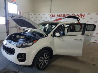 Used 2017 Kia Sportage Ex Tech Int. Brun for sale in Ste-Julie, QC