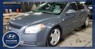Used 2008 Chevrolet Malibu BAS KIM, Berline 4 portes 2LT, AUCUN ACC for sale in Ste-Agathe-des-Monts, QC