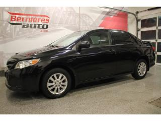 Used 2011 Toyota Corolla CE for sale in Lévis, QC