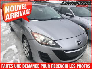 Used 2010 Mazda MAZDA3 GS*AUTOMATIQUE+MAGS+++ for sale in Montréal, QC