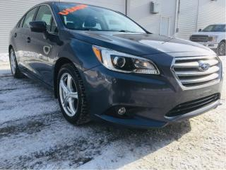 Used 2015 Subaru Legacy 2.5i Touring Package for sale in Lévis, QC