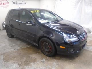 Used 2009 Volkswagen Golf GTI for sale in Ancienne Lorette, QC
