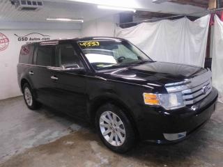 Used 2009 Ford Flex SEL for sale in Ancienne Lorette, QC