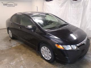 Used 2008 Honda Civic DX for sale in Ancienne Lorette, QC