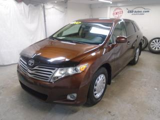 Used 2009 Toyota Venza AWD for sale in Ancienne Lorette, QC