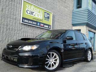 Used 2011 Subaru Impreza WRX AWD for sale in Richelieu, QC