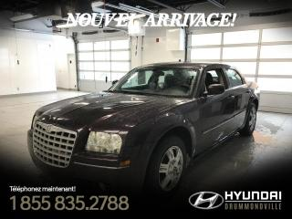 Used 2005 Chrysler 300 MAGS + CRUISE + A/C + GROUPE ÉLEC. + WO for sale in Drummondville, QC