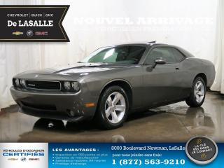 Used 2009 Dodge Challenger SE for sale in Lasalle, QC