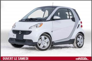 Used 2015 Smart fortwo Cuir Bluetooth for sale in Ile-des-Soeurs, QC