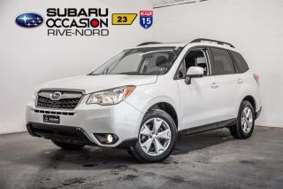 Used 2015 Subaru Forester 5DR WGN MAN 2.5I for sale in Boisbriand, QC