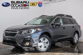 Used 2018 Subaru Outback 2.5i for sale in Boisbriand, QC