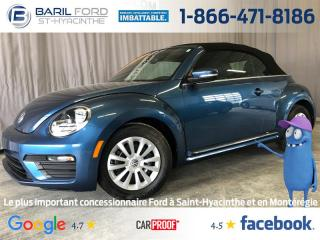 Used 2017 Volkswagen Beetle 2DR CONV for sale in St-Hyacinthe, QC