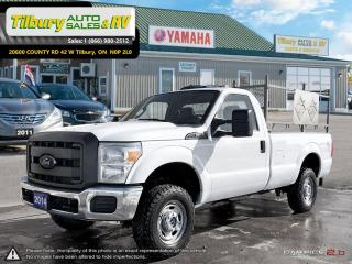 Used 2014 Ford F-350 XLT. *Can tow 15,000 LB's, Great work truck!* for sale in Tilbury, ON