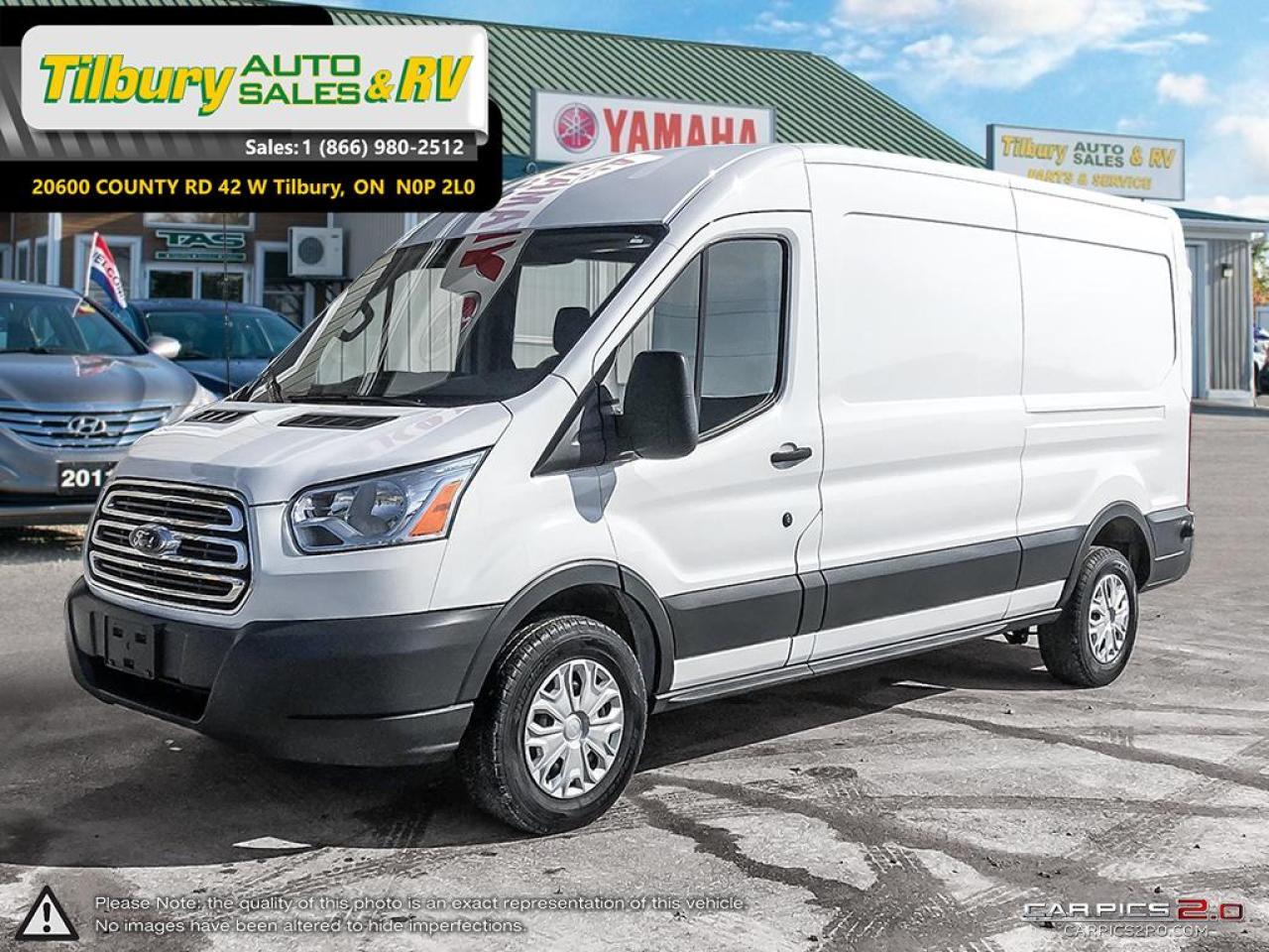 2018 Ford Transit 250 *Rearview Mirror. Quiet work van*