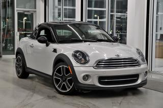 Used 2012 MINI Cooper Xénon Harman for sale in Vaudreuil-Dorion, QC