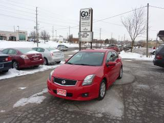 Used 2012 Nissan Sentra 2.0 SR,LOW MILEAGE for sale in Kitchener, ON