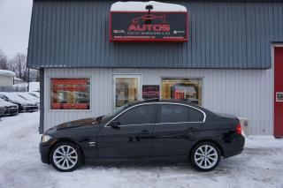 Used 2011 BMW 335i Xdrive  Xdrive for sale in Lévis, QC