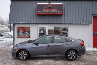 Used 2018 Honda Civic Se Cert for sale in Lévis, QC