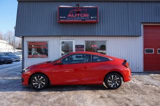 Used 2018 Honda Civic Lx 2.0l 6 Vit for sale in Lévis, QC