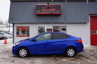 Used 2014 Hyundai Accent GL for sale in Lévis, QC