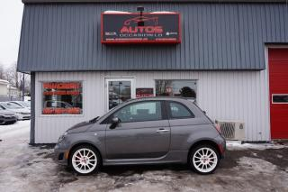 Used 2013 Fiat 500 Sport Turbo 5 Vit for sale in Lévis, QC