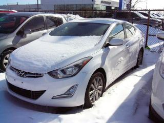 Used 2015 Hyundai Elantra Sport for sale in Georgetown, ON