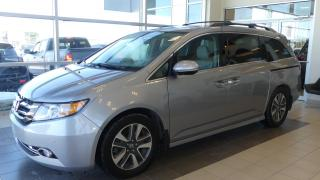 Used 2016 Honda Odyssey Touring for sale in Laval, QC