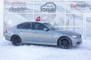 Used 2006 BMW 3 Series 325i PROPULSION for sale in Québec, QC