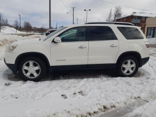 Used 2008 GMC Acadia SLT for sale in Orillia, ON