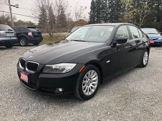 Used 2009 BMW 323i LEATHER for sale in Stouffville, ON