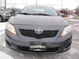 Used 2009 Toyota Corolla CE for sale in Newmarket, ON