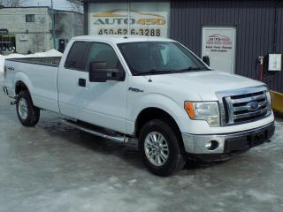 Used 2012 Ford F-150 ***4X4,6 PLACES,BOITE 8 DE PIEDS*** for sale in Longueuil, QC