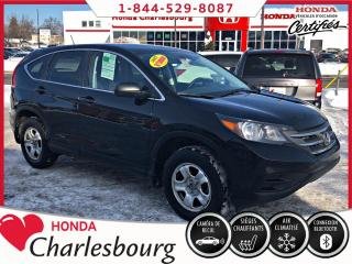 Used 2014 Honda CR-V LX **CAMÉRA DE RECUL** for sale in Charlesbourg, QC