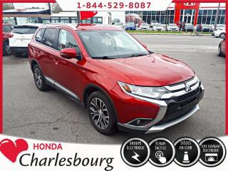 Used 2017 Mitsubishi Outlander GT AWC **22 434KM**7 PASSAGERS** for sale in Charlesbourg, QC