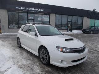 Used 2010 Subaru Impreza WRX WRX AWD **CUIR ET TOIT OUVRANT** for sale in St-Hubert, QC