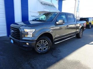 Used 2016 Ford F-150 XLT SPORT 4x4, Crew 6.5 Ft. Box, 3.5 EcoBoost for sale in Langley, BC