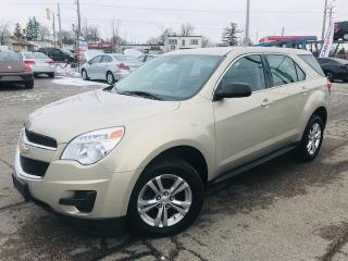 Used 2012 Chevrolet Equinox LS / AWD / ONLY 38KM for sale in Cambridge, ON