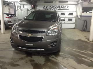 Used 2011 Chevrolet Equinox LTZ  à traction intégrale for sale in Québec, QC