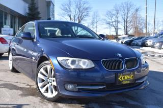 Used 2012 BMW 3 Series 328i xDrive Coupe - $3,000 OFF for sale in Oakville, ON