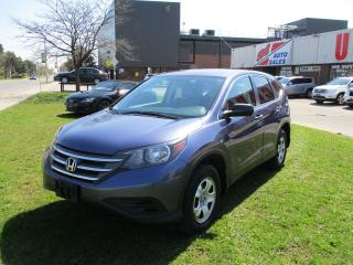 Used 2014 Honda CR-V LX~BACK-UP CAM.~HEATED SEATS~AWD for sale in Toronto, ON