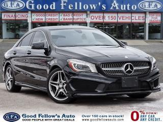 Used 2015 Mercedes-Benz CLA250 4MATIC, NAVIGATION, POWER SEATS, PANORAMIC ROOF for sale in Toronto, ON