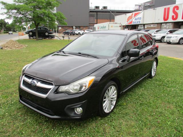 2013 Subaru Impreza 2.0i w/Touring Pkg~SUNROOF~HEATED SEATS~5 SPEED